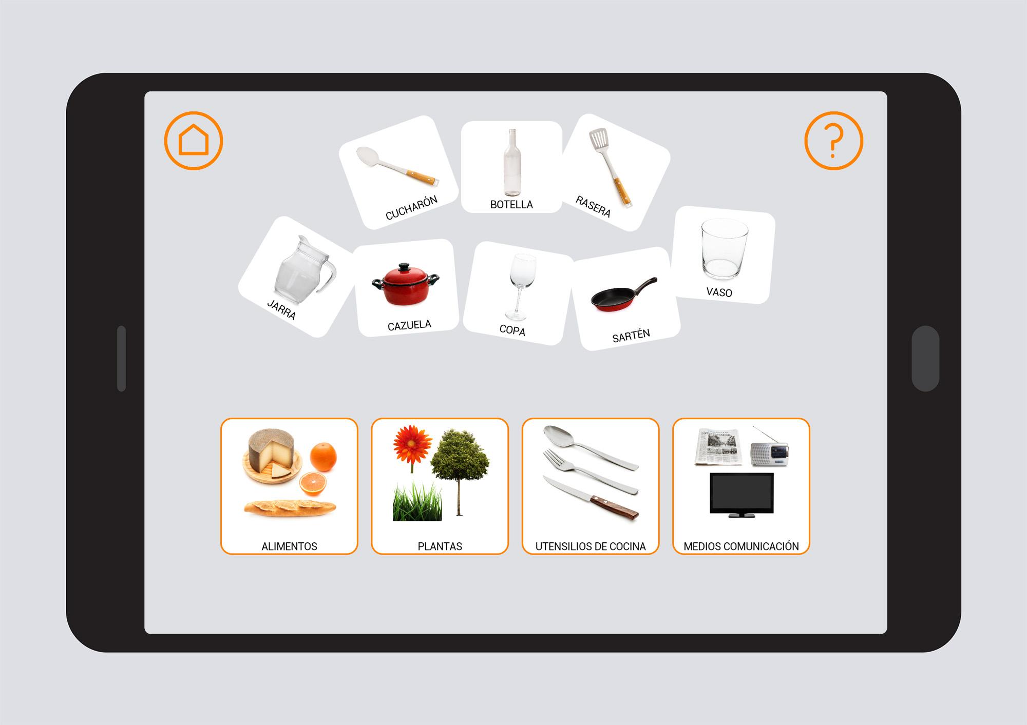 Utensilios de cocina campos sem nticos soyvisual for App diseno cocinas
