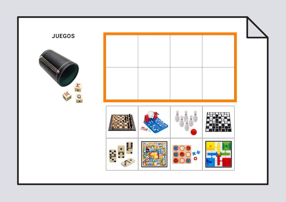 Bingo campos semánticos