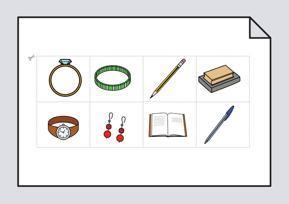 foto y pictograma