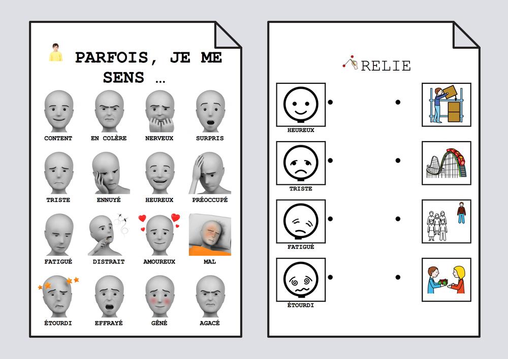 Apprendre a connaitre les emotions et les sentiments