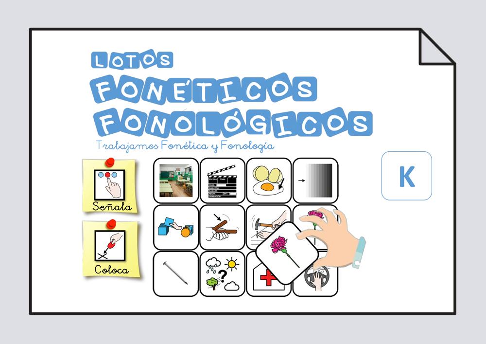 Loto fonema K
