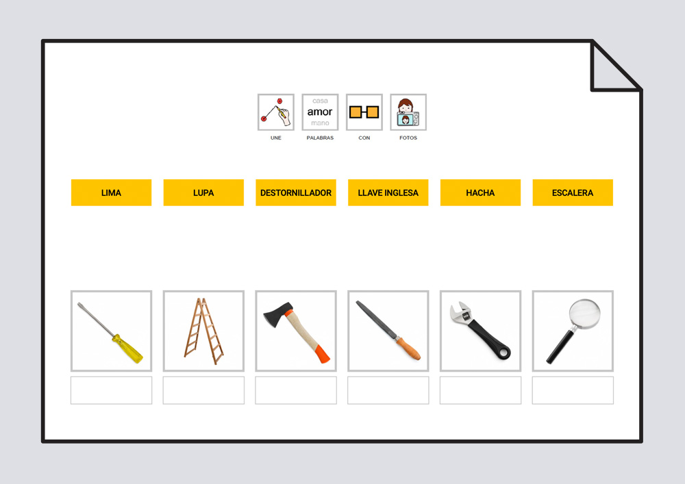 Las herramientas