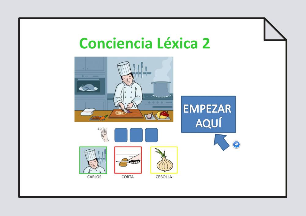Conciencia léxica