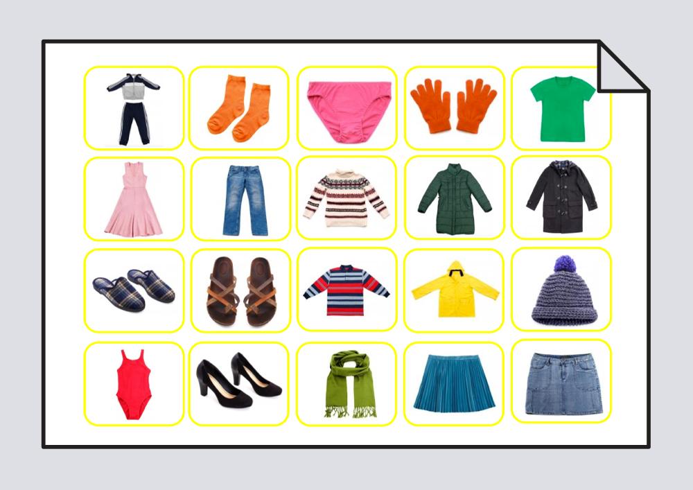 Lince de la ropa