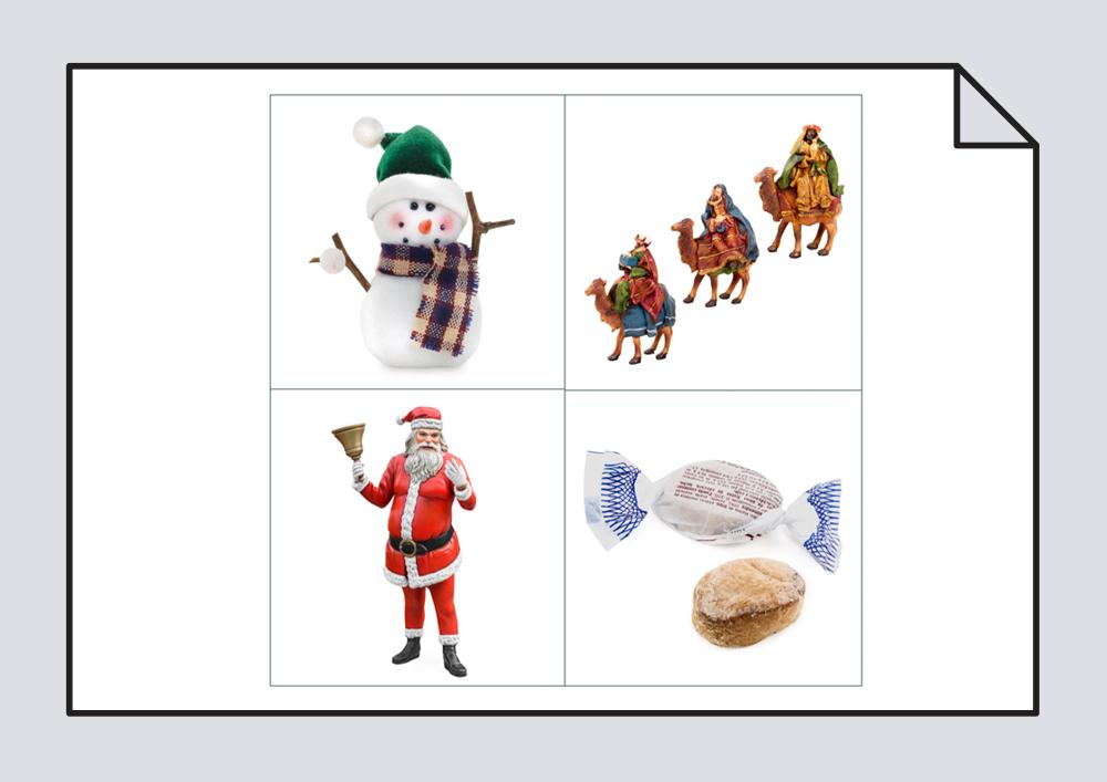 Cuadernillo Navidad