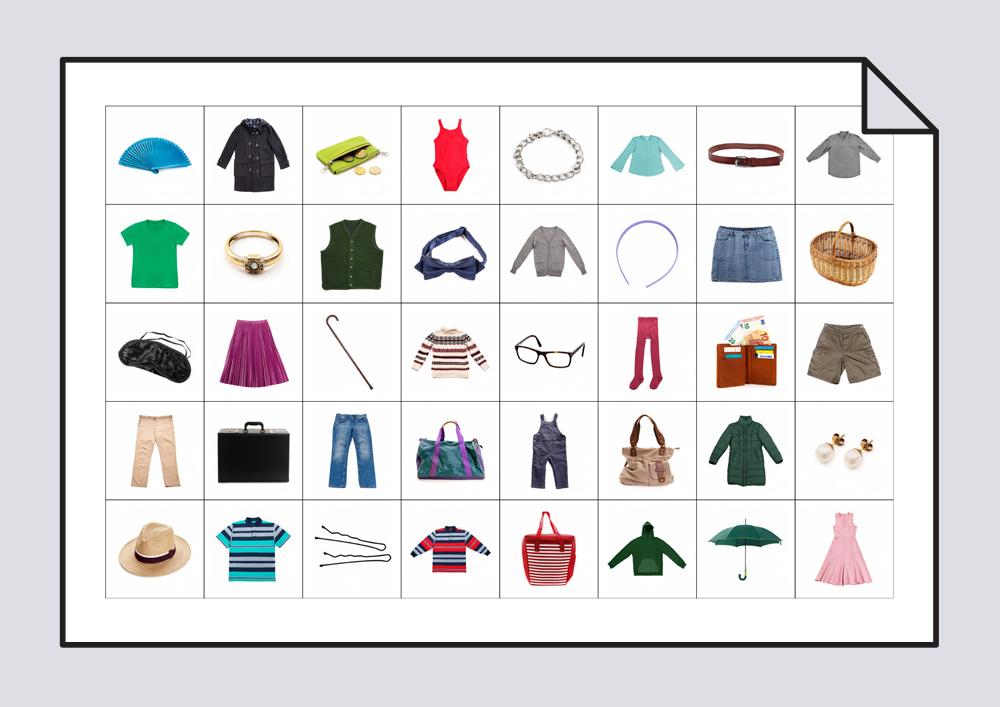 Ropa y complementos de moda