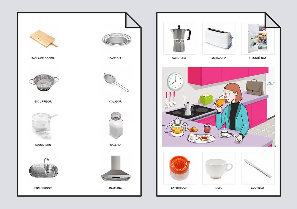 Diccionario en im genes la cocina diccionario soyvisual for Utensilios de cocina y sus funciones pdf