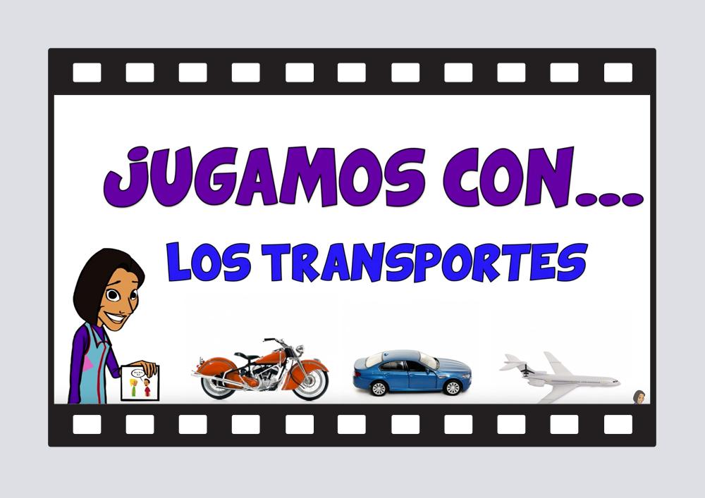 Los transportes. Vídeo