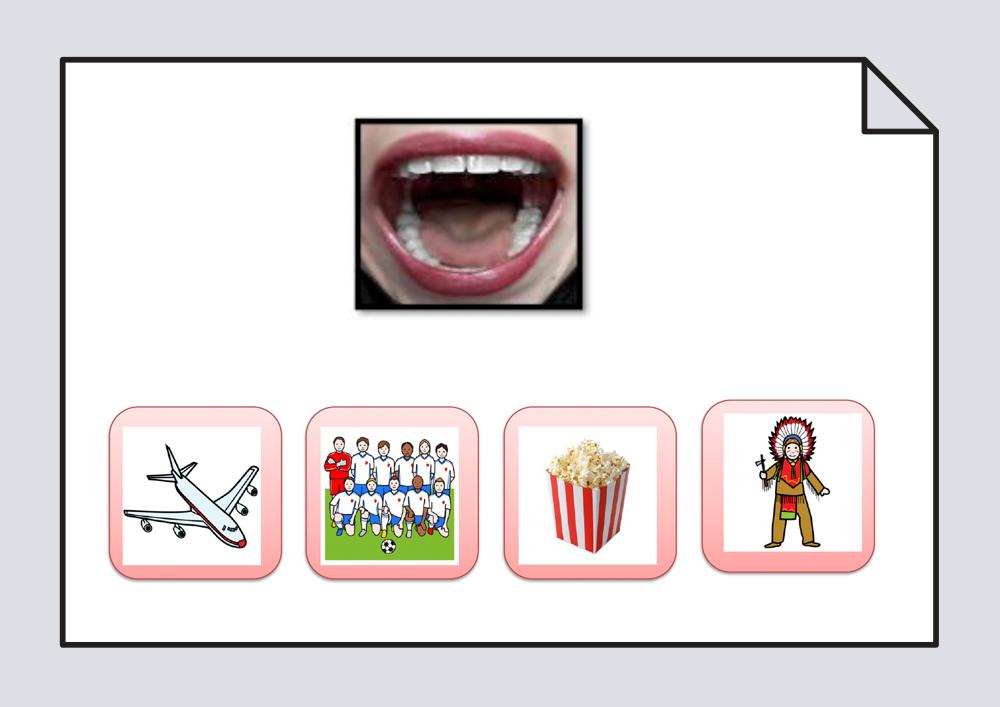 Vocales. Conciencia fonémica