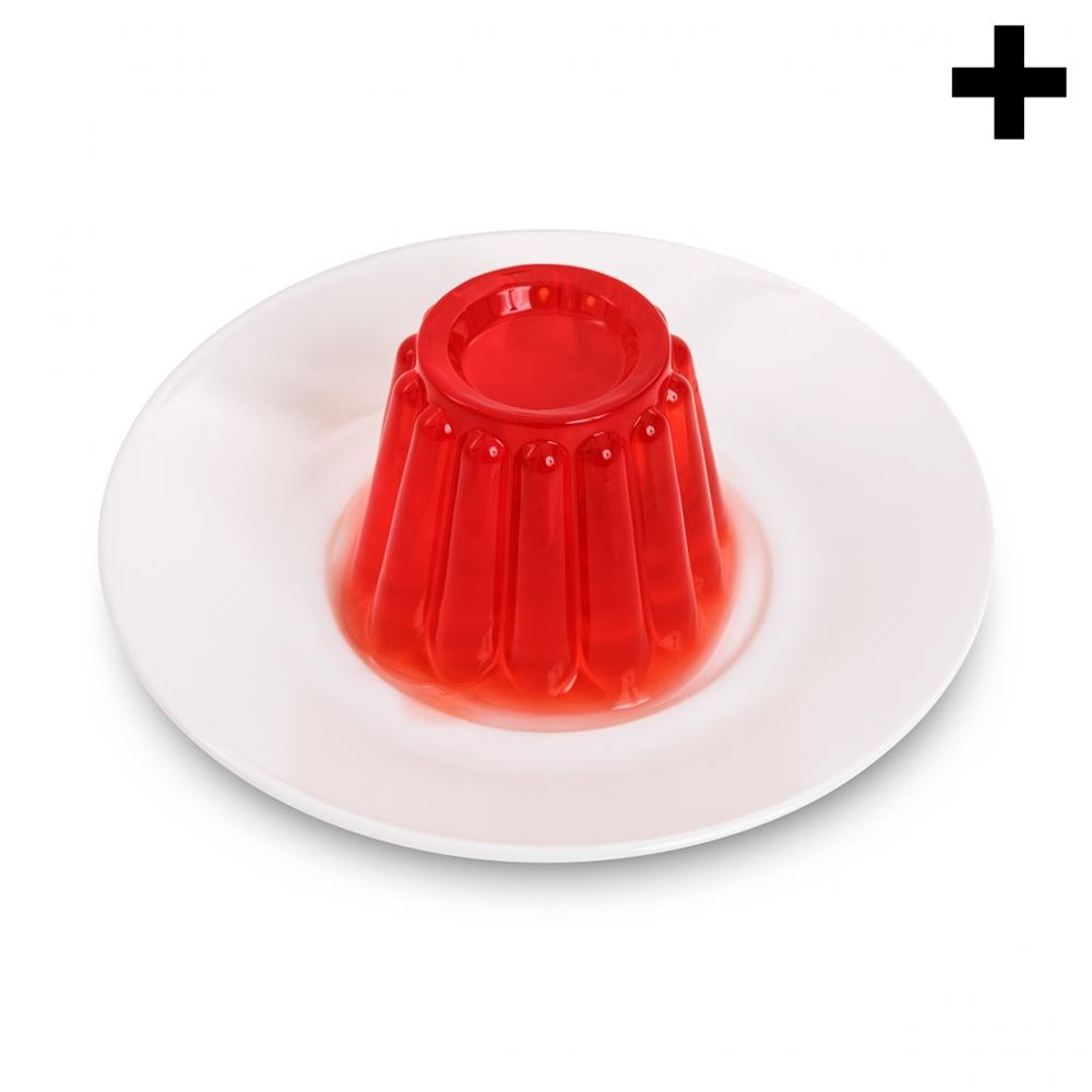 Imagen en la que se ve el plural del concepto gelatina