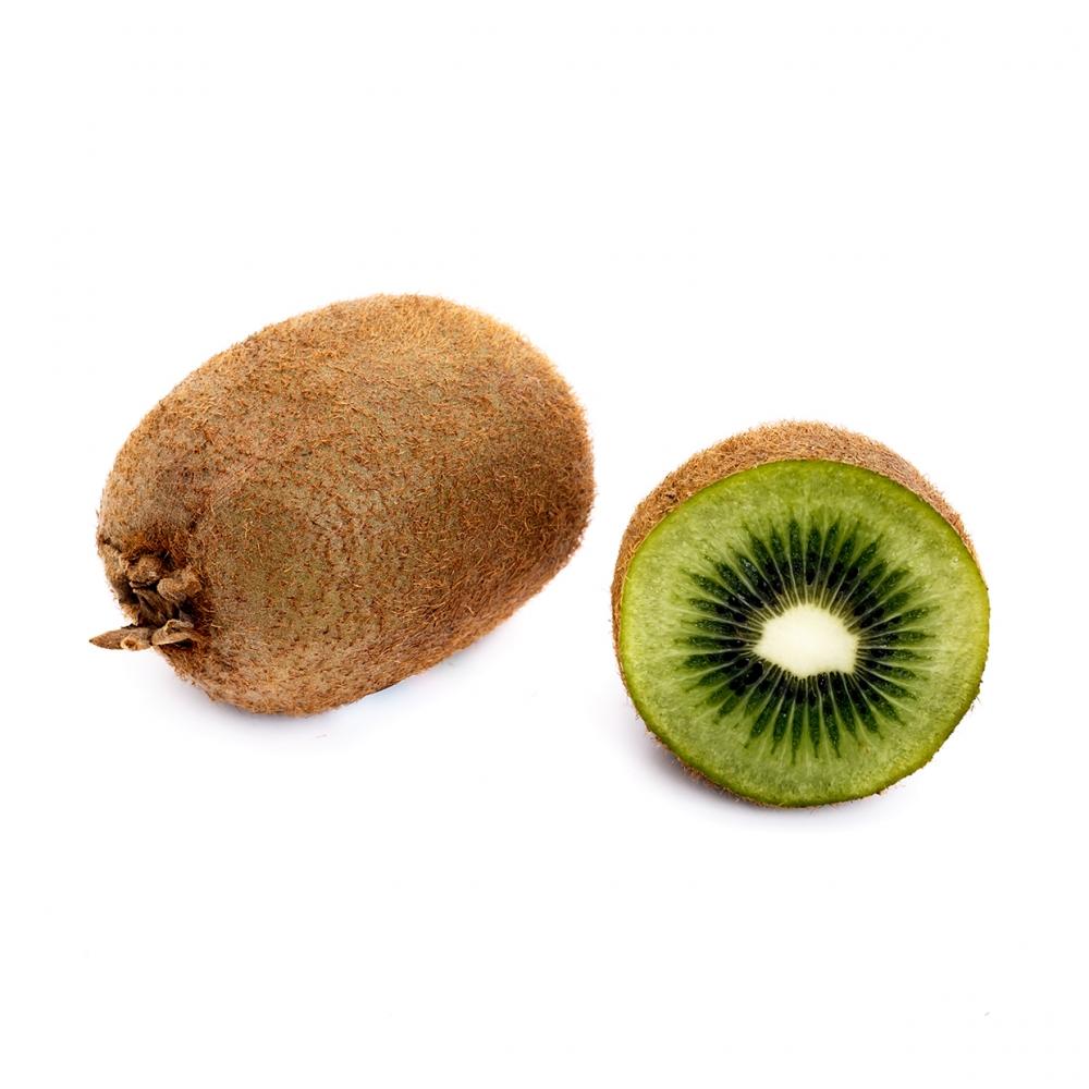 Imagen en la que se ve un kiwi