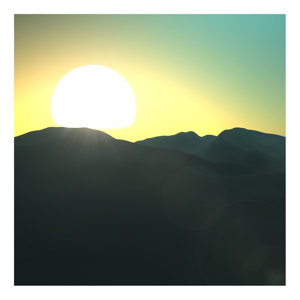 Imagen en la que se ve un amanecer