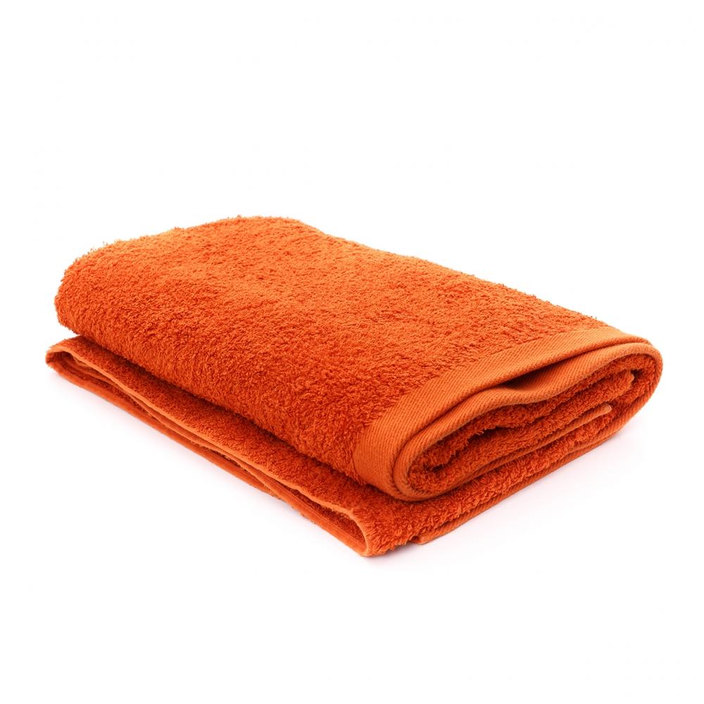 Imagen en la que se ve una toalla doblada
