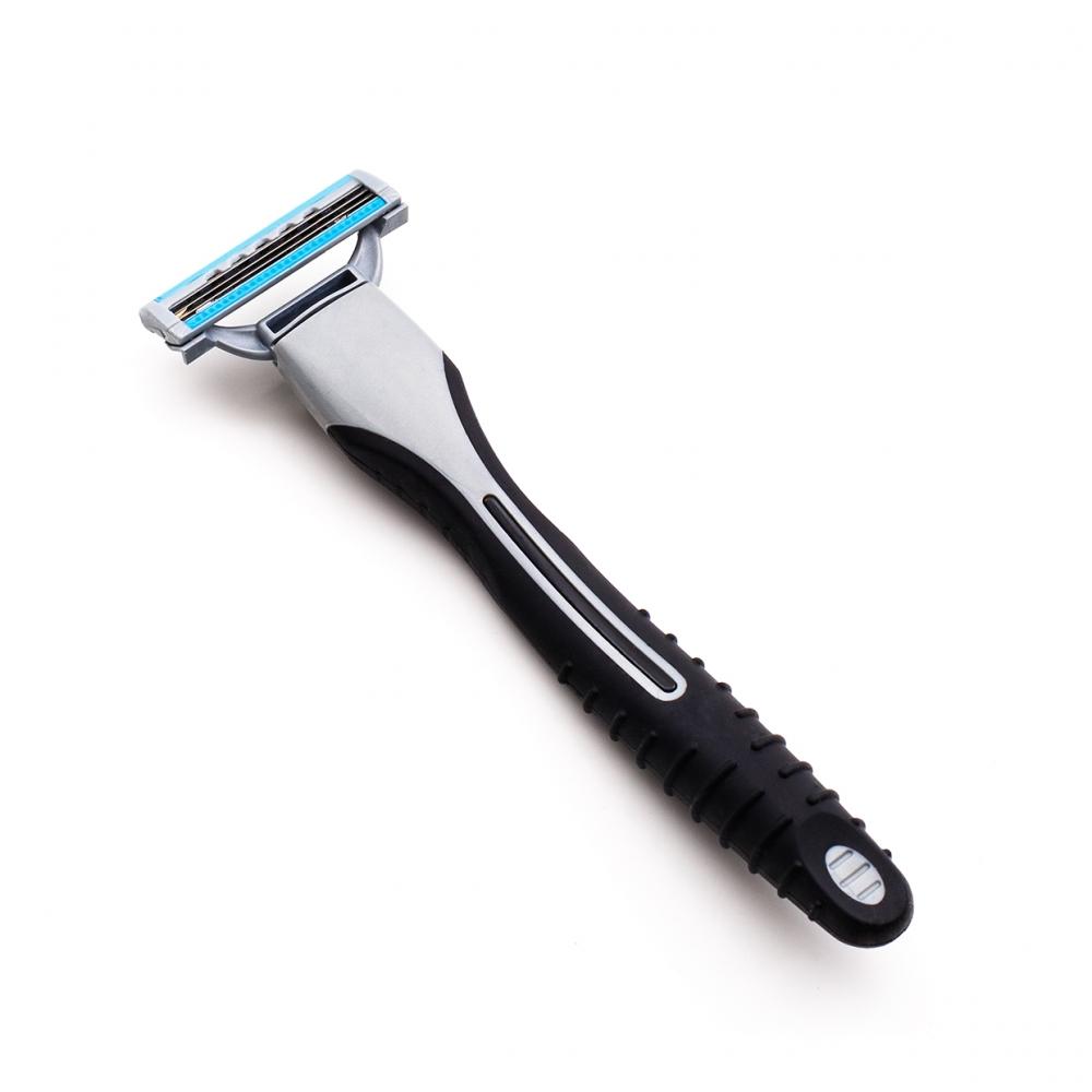 Imagen en la que se ve una cuchilla de afeitar