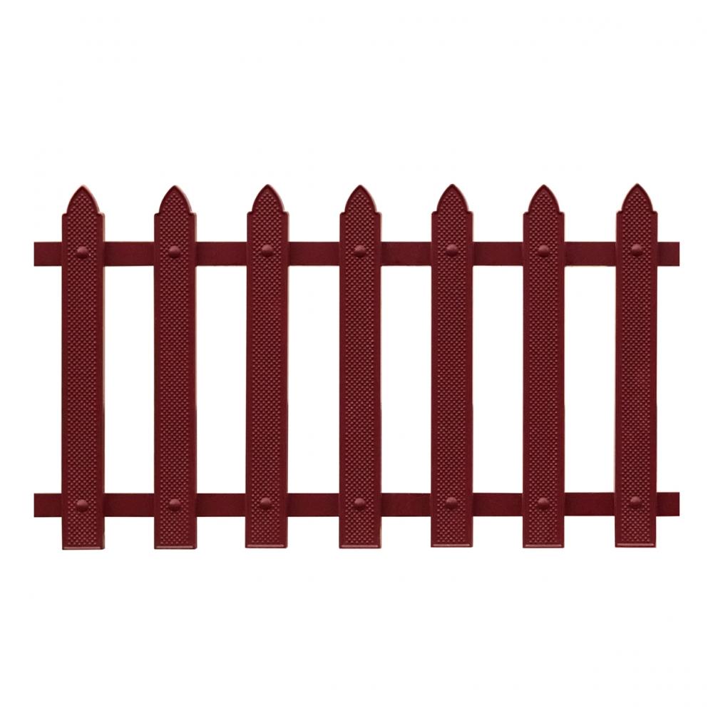 Imagen en la que se ve una valla