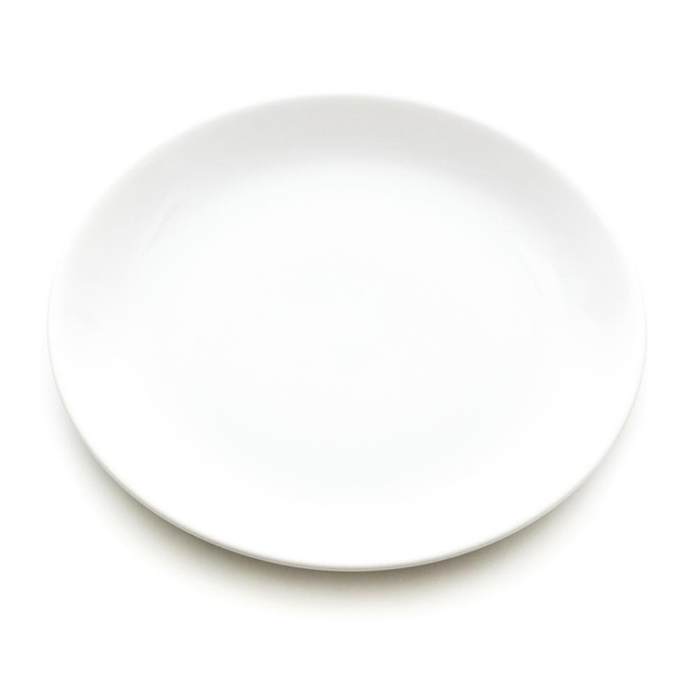 Descargar plato soyvisual for Plato blanco
