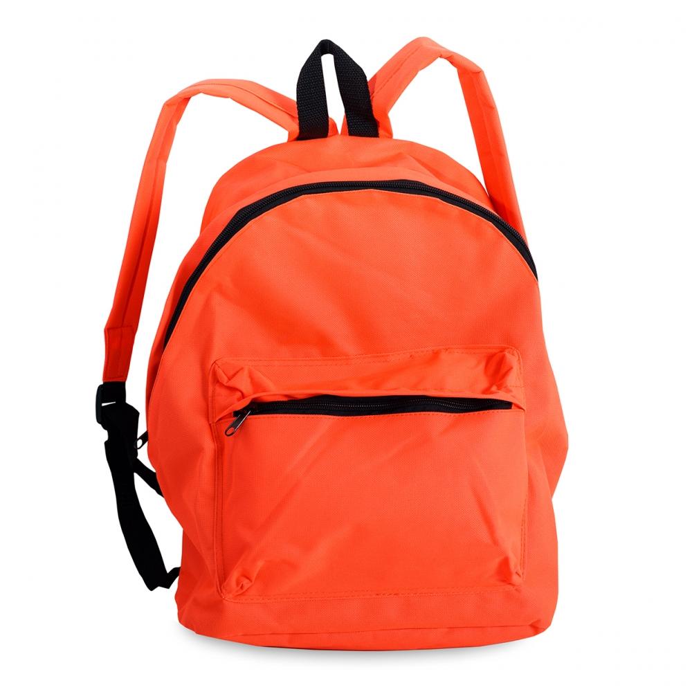 Imagen en la que se ve una mochila de colegio