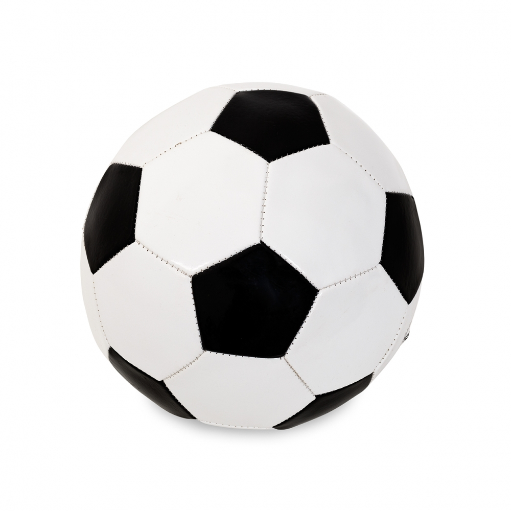 Imagen en la que se ve una pelota de fútbol