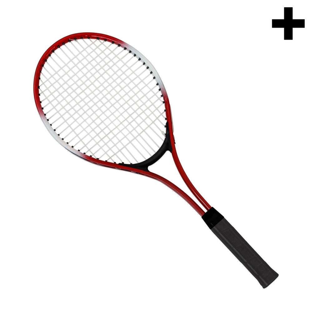 Imagen en la que se ve el plural del concepto raqueta de tenis