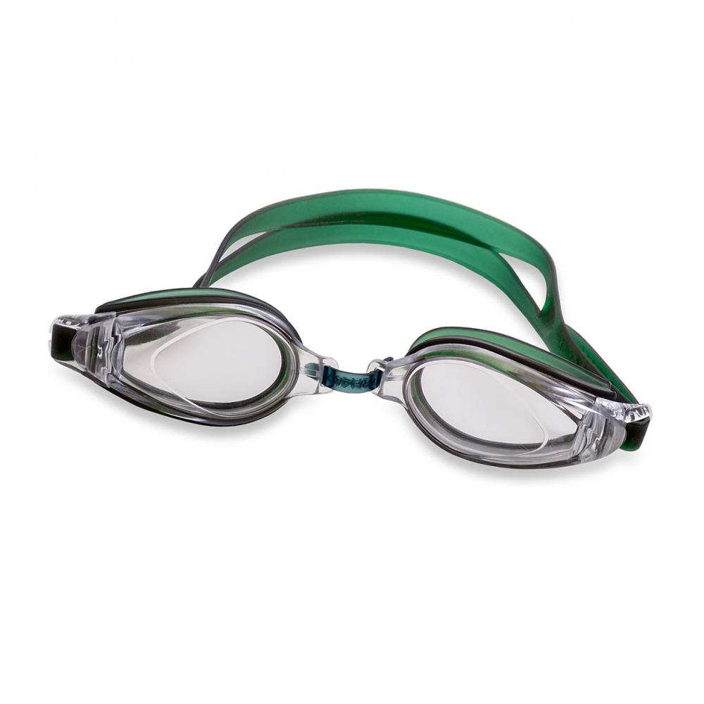 Imagen en la que se ven unas gafas para nadar