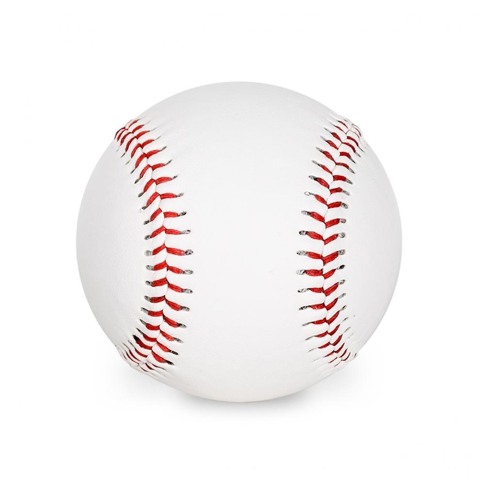 Imagen en la que se ve una pelota de béisbol