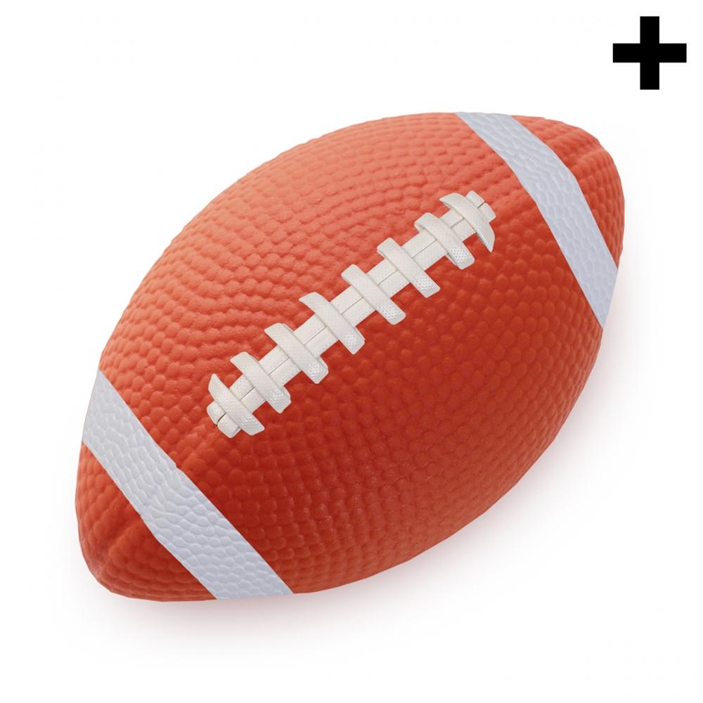Imagen en la que se ve el plural del concepto pelota de rugby