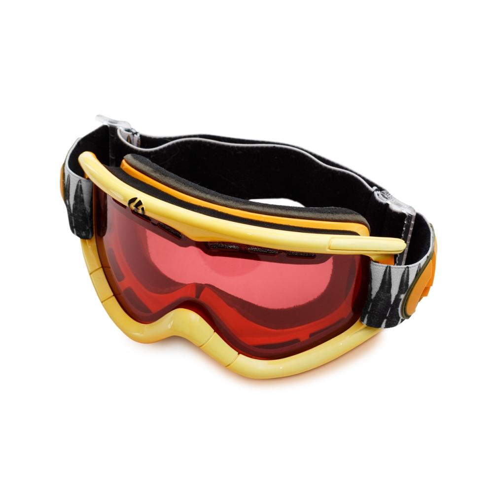 Imagen en la que se ven unas gafas de esquiar