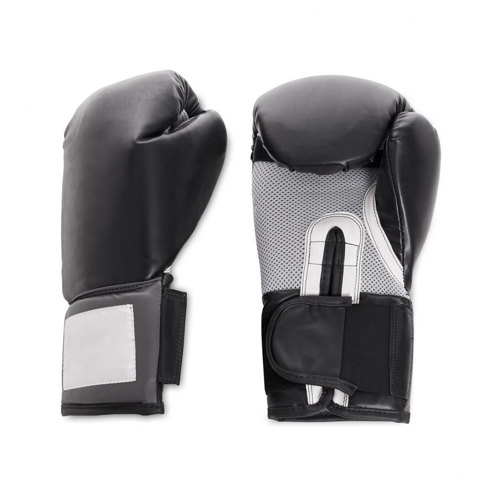 Imagen en la que se ve un par de guantes de boxeo