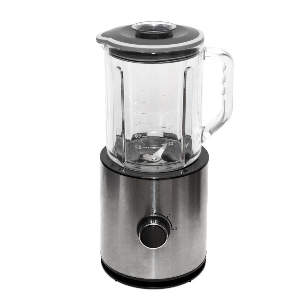 Imagen en la que se ve una batidora de vaso