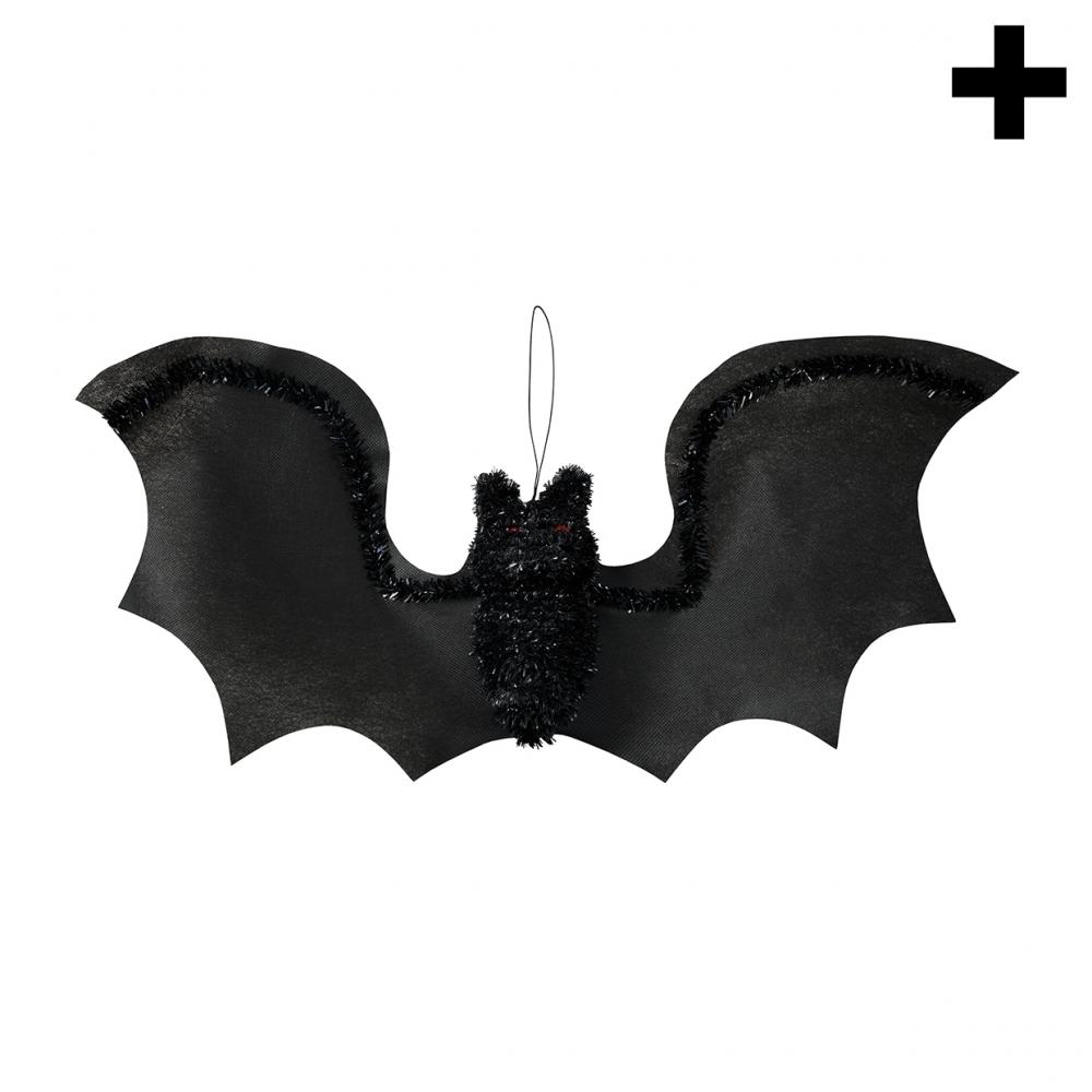 Imagen en la que se ve el plural del concepto murciélago de adorno