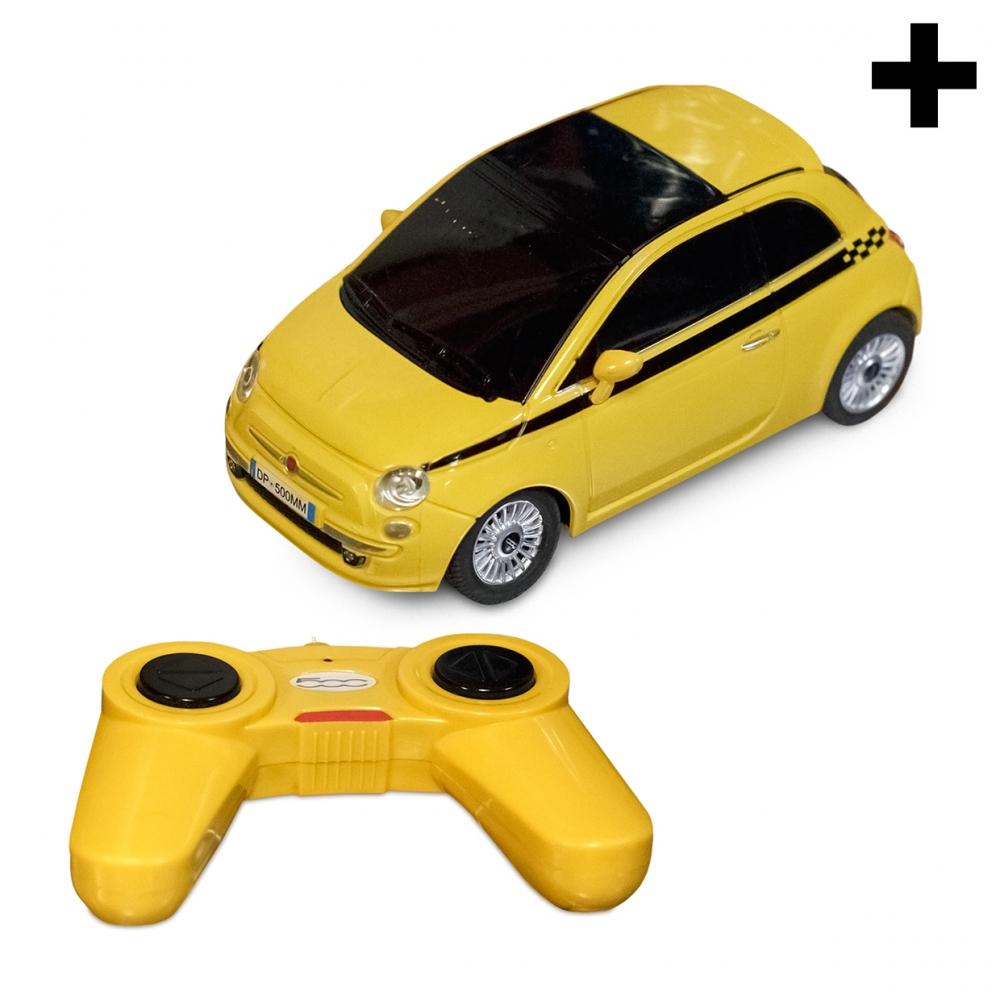 Imagen en la que se ve el plural del concepto coche teledirigido