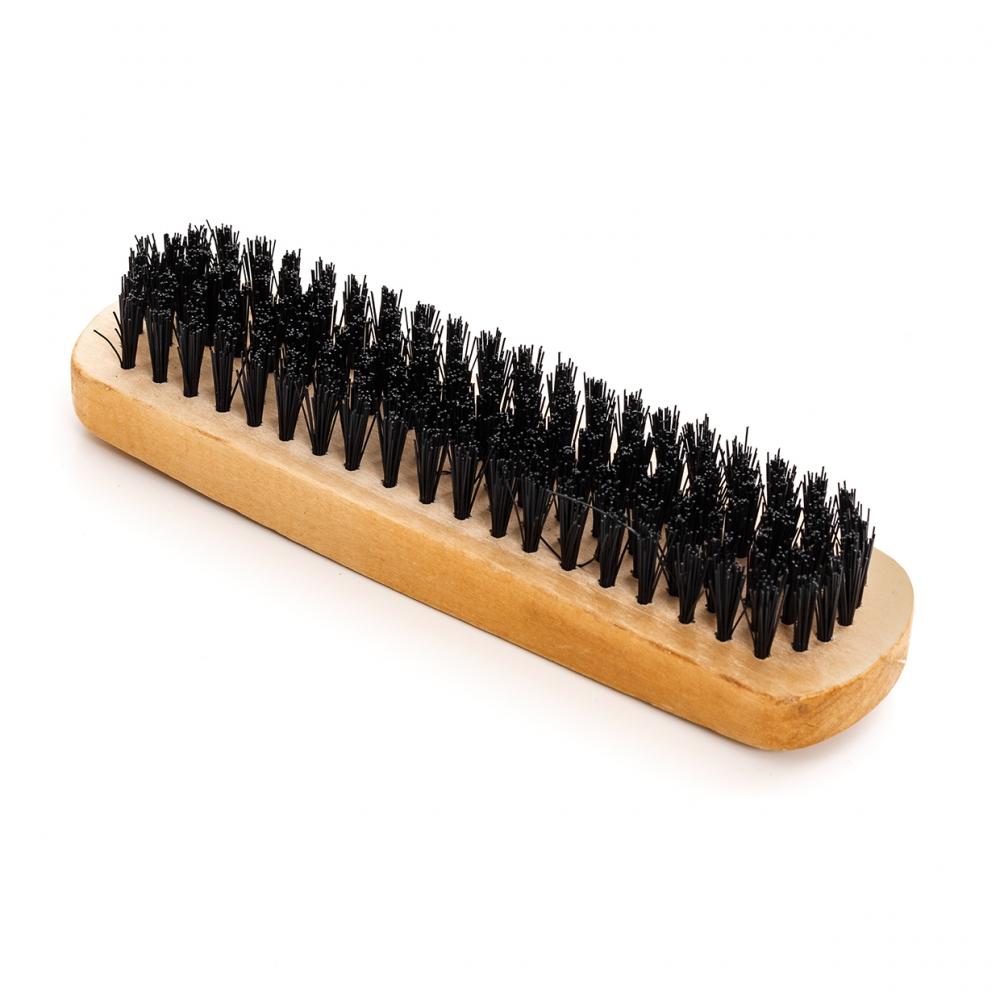 Imagen en la que se ve un cepillo de limpieza