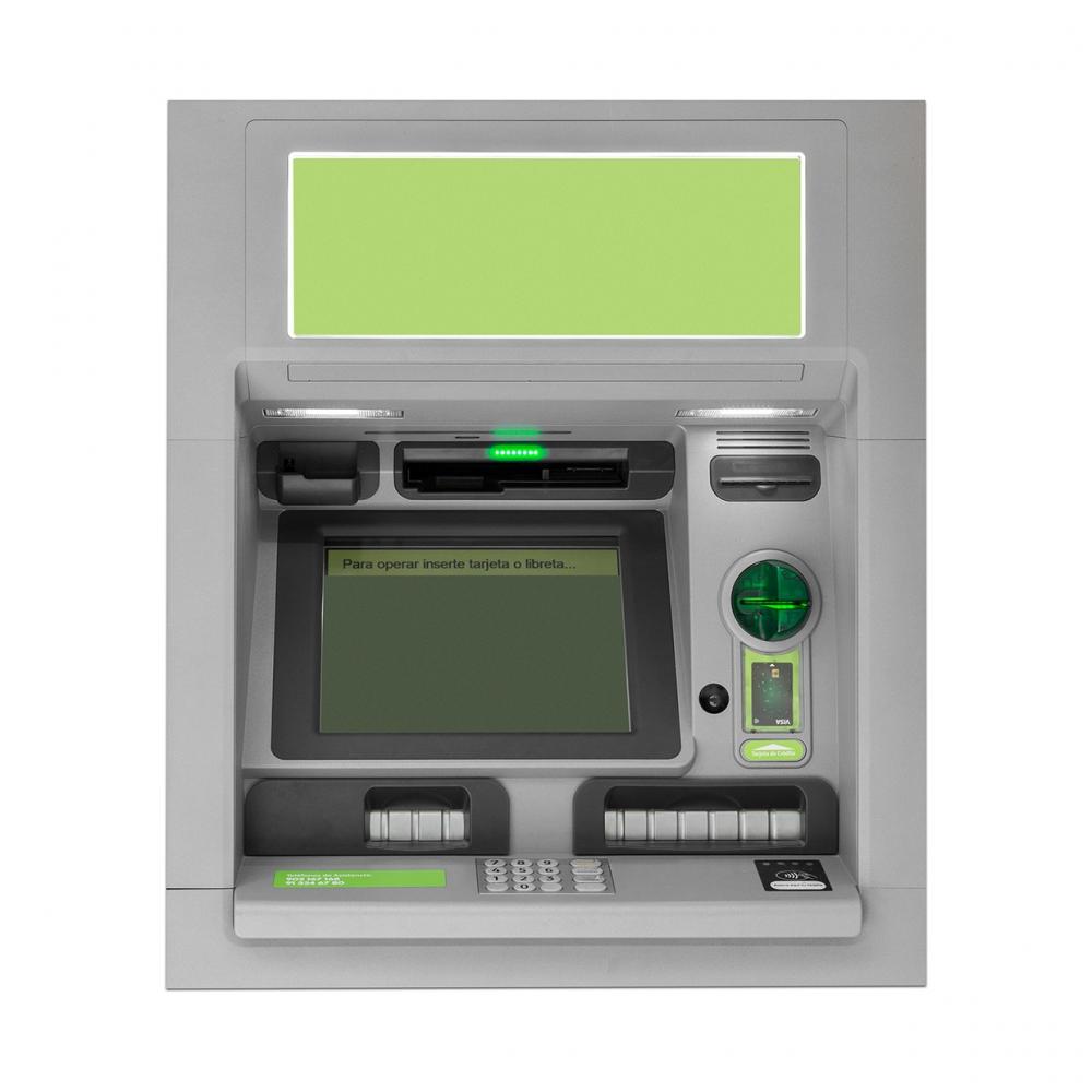 Imagen en la que se ve un cajero automático