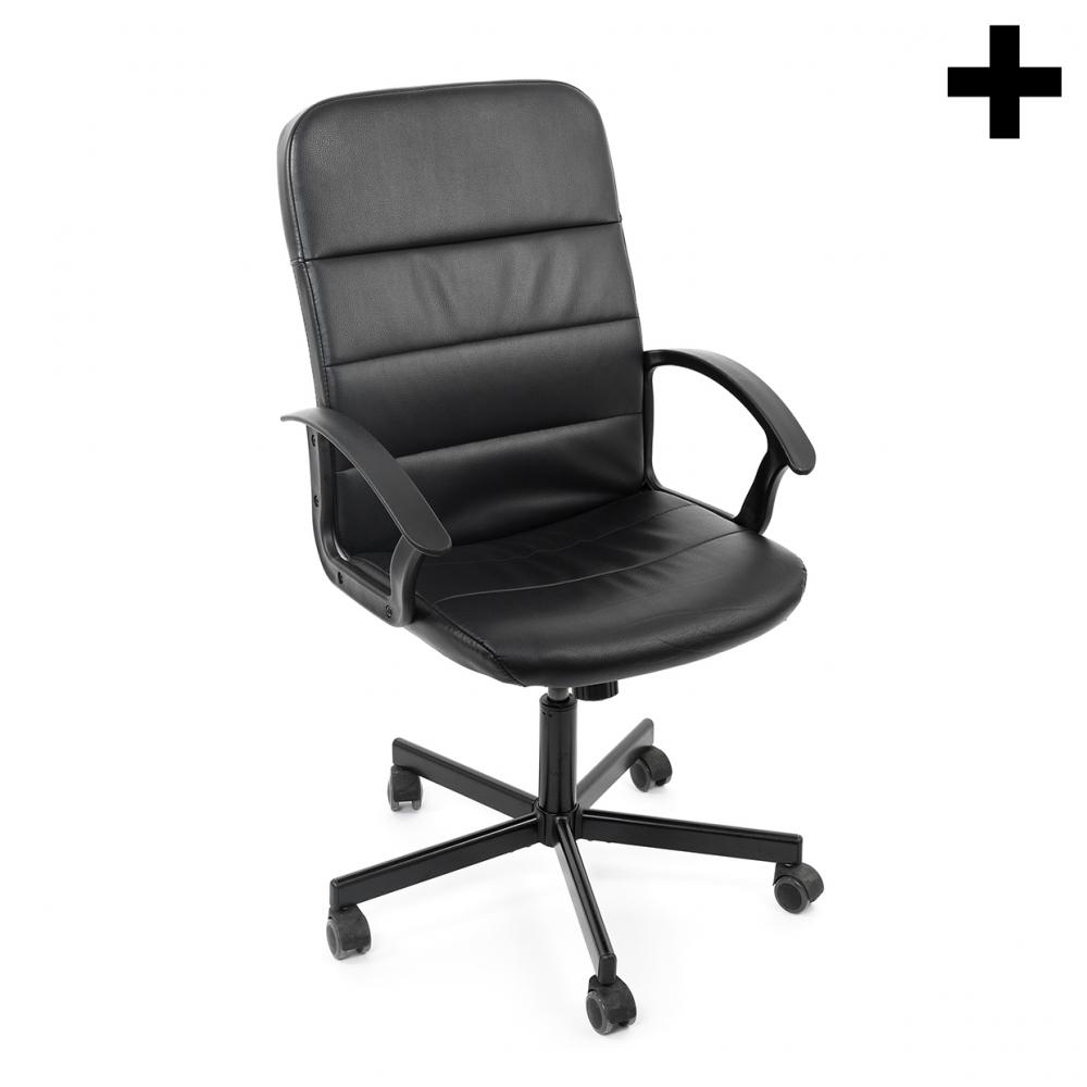 Imagen en la que se ve el plural del concepto silla de oficina