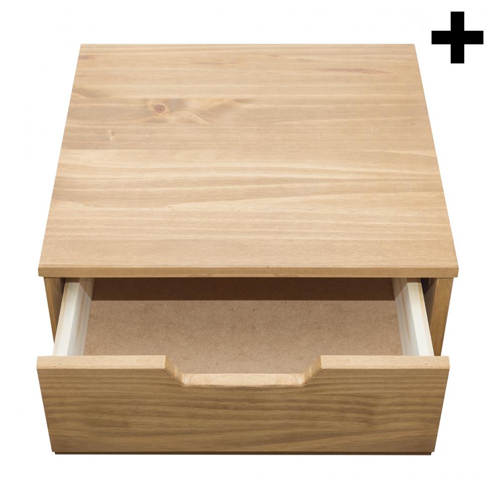 Imagen en la que se ve el plural del concepto cajón