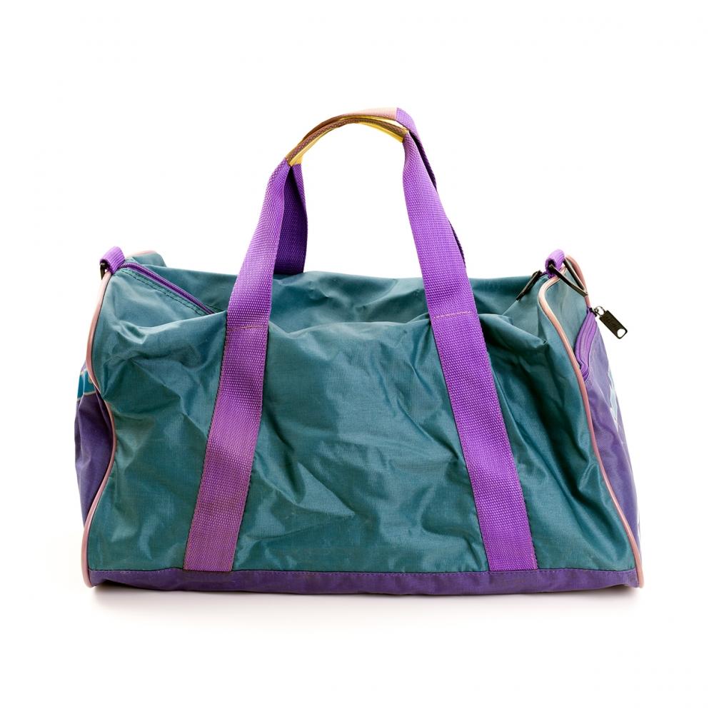 Imagen en la que se ve una bolsa de deporte