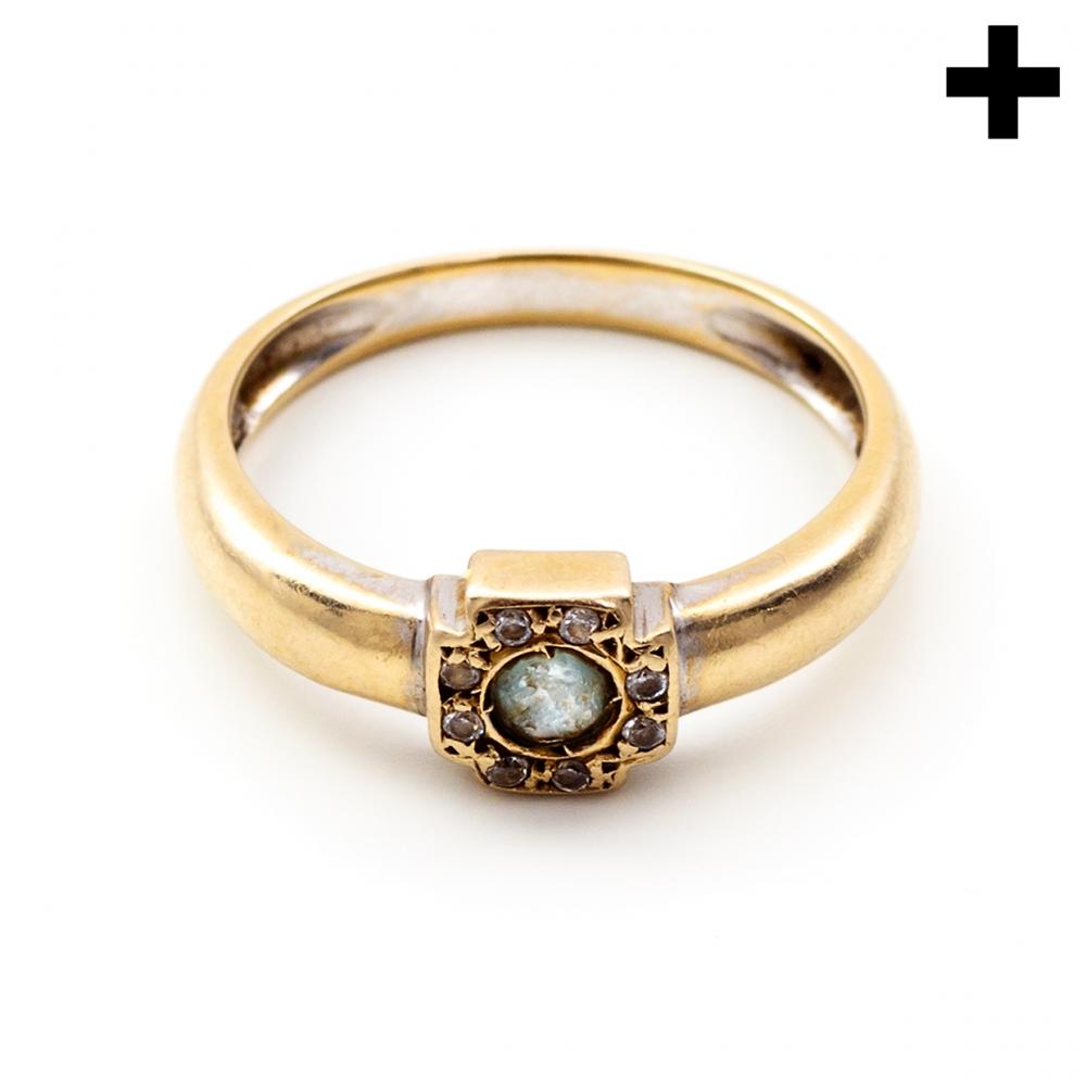 Imagen en la que se ve el plural del concepto anillo