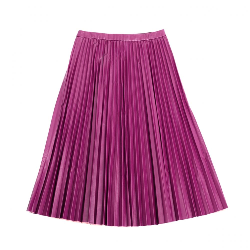 Imagen en la que se ve una falda