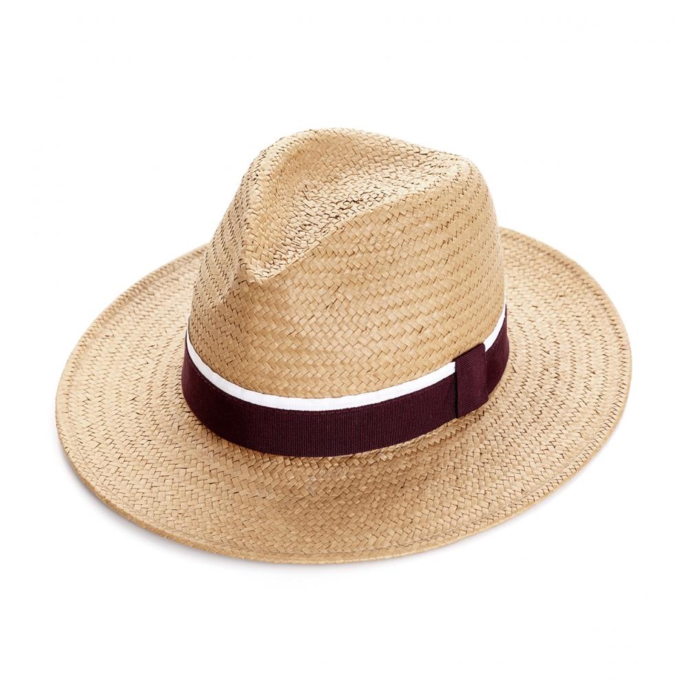 Imagen en la que se ve un sombrero de paja