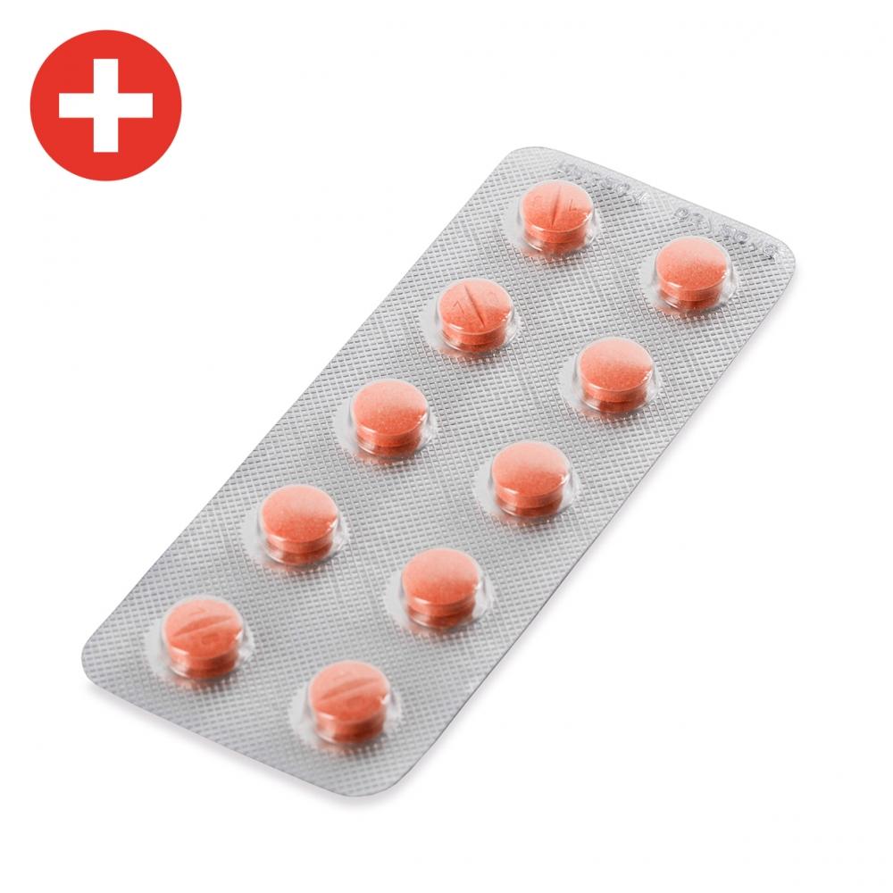 Imagen en la que se ve un blister de pastillas