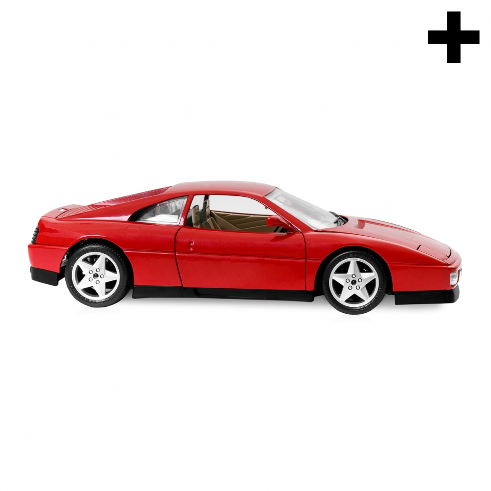 Imagen en la que se ve el plural del concepto coche deportivo
