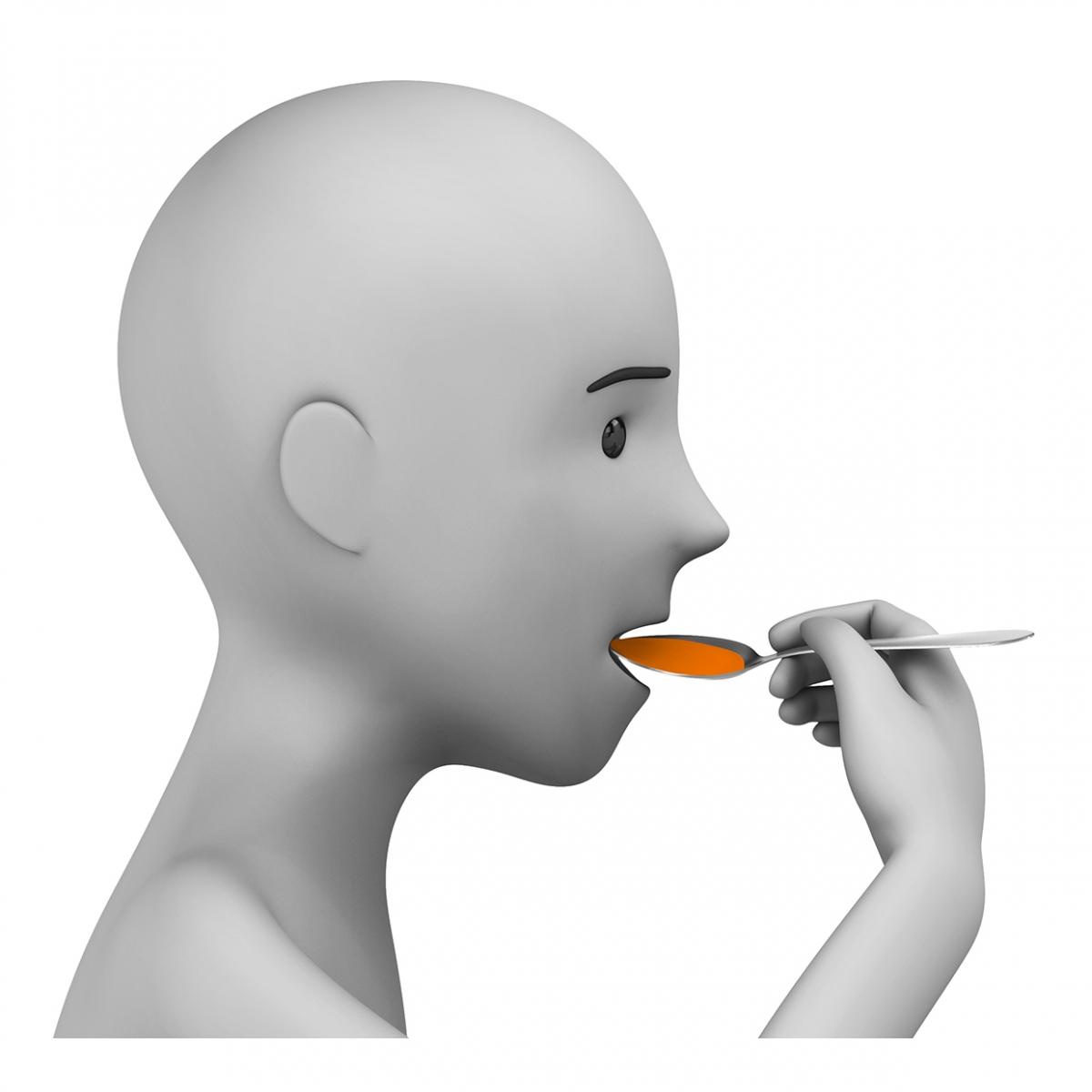 Imagen del verbo comer