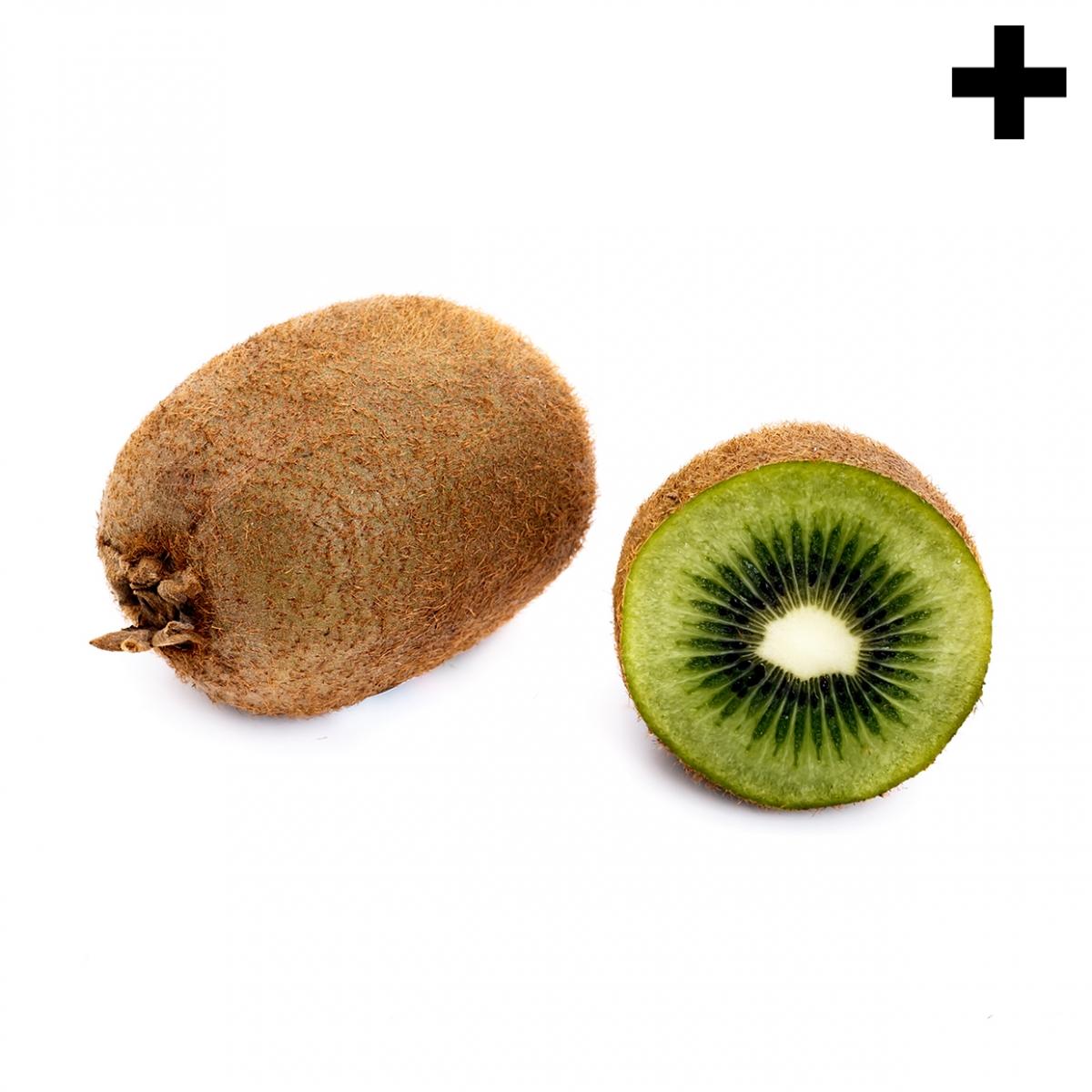 Imagen en la que se ve el plural del concepto kiwi