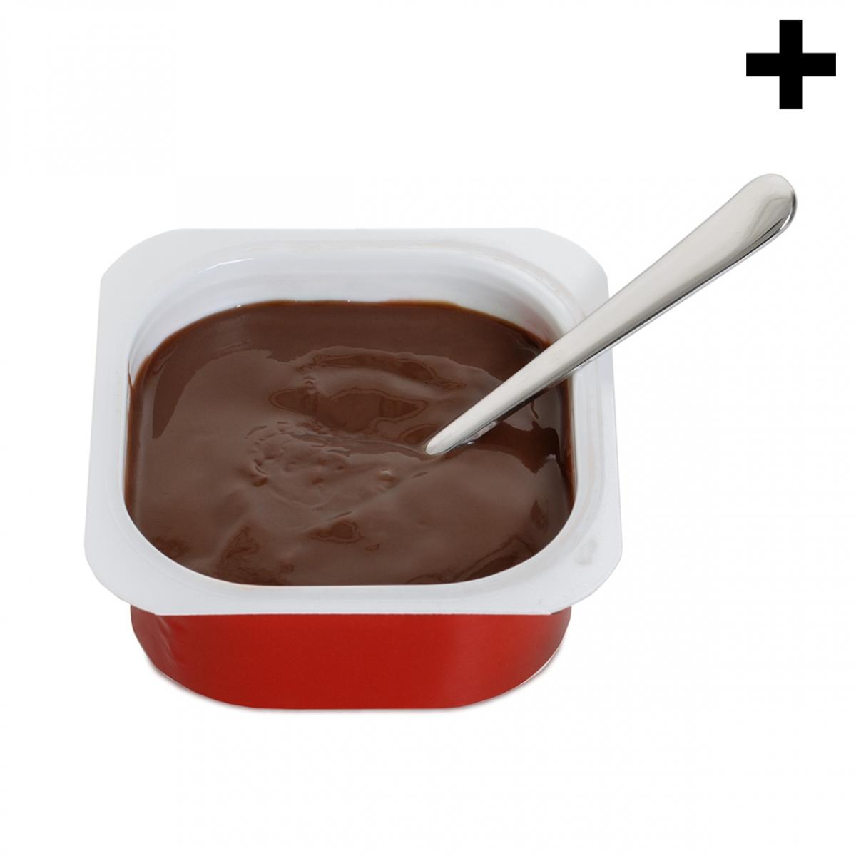 Imagen en la que se ve el plural del concepto natilla de chocolate
