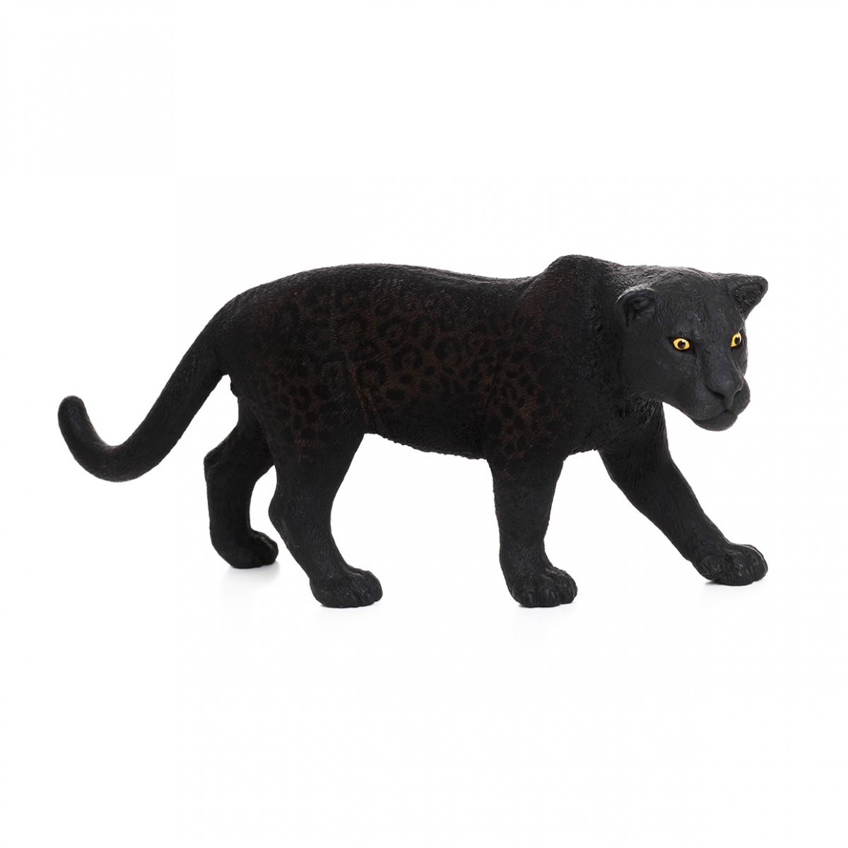 Imagen de una pantera negra