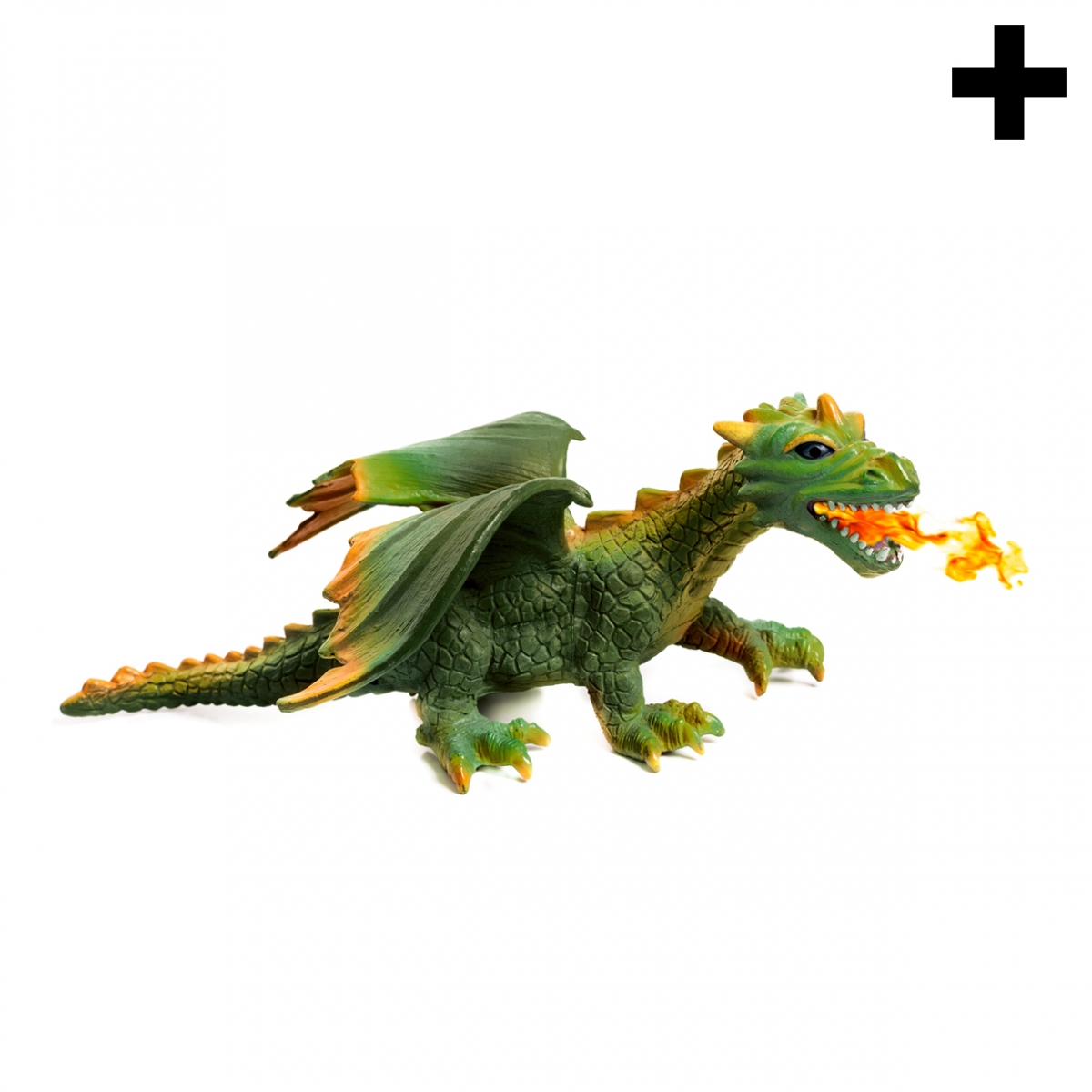 Imagen en la que se ve el plural del concepto dragón