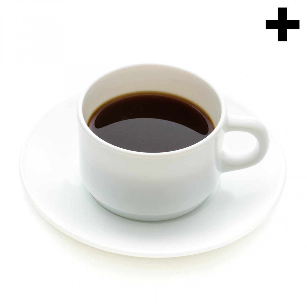 Imagen en la que se ve una taza con café