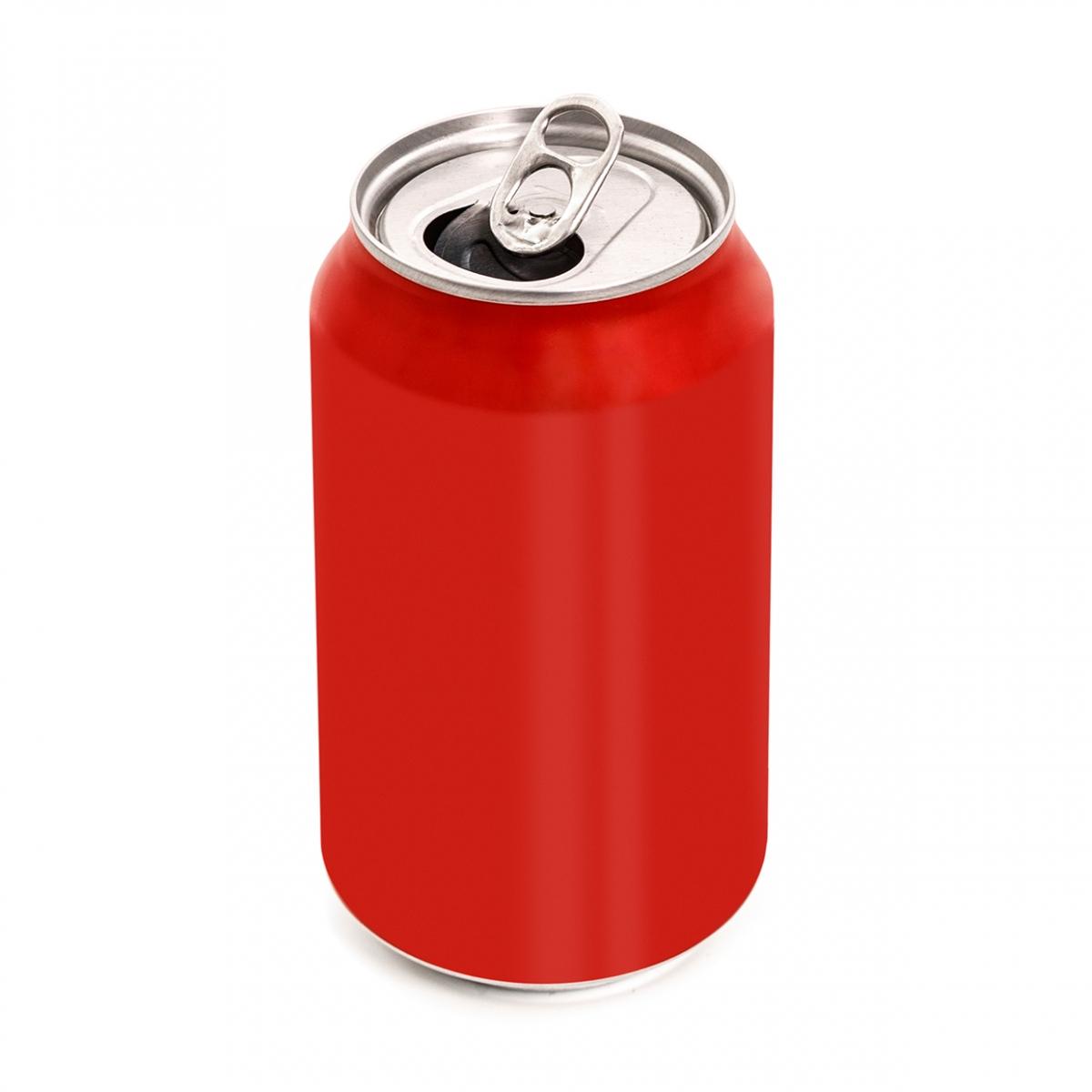 Imagen en la que se ve una lata de refresco