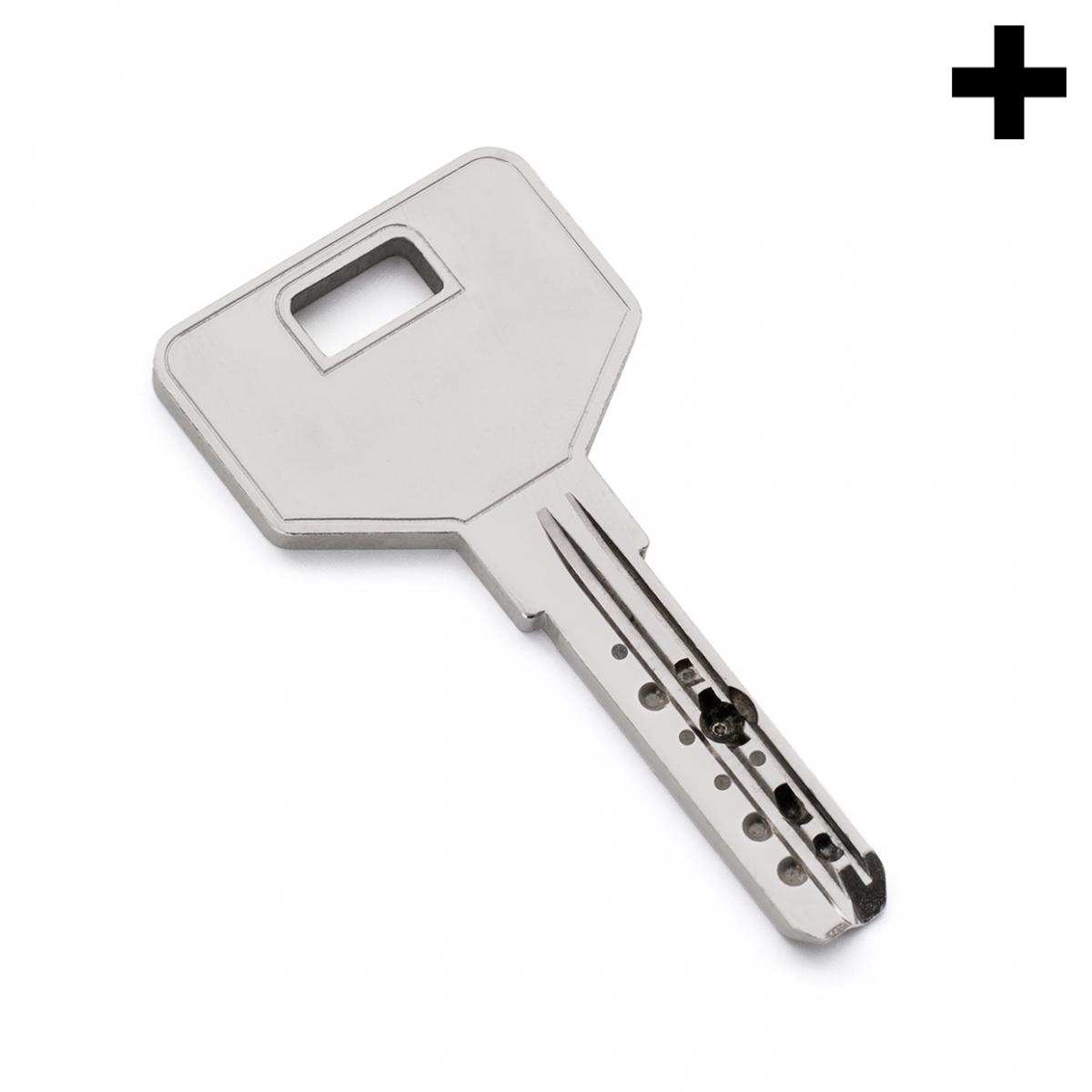 Imagen en la que se ve el plural del concepto llave