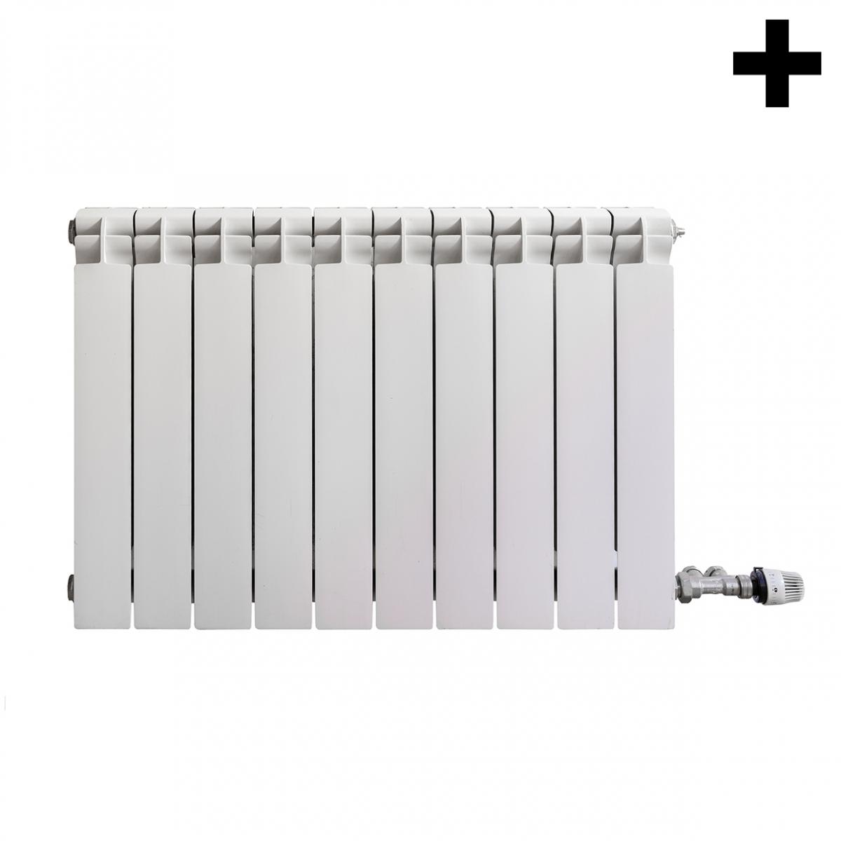 Imagen en la que se ve el plural del concepto radiador